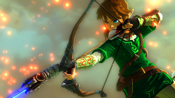 on Twitter RT please Download my Zelda U 1080p Wallpaper 599x337