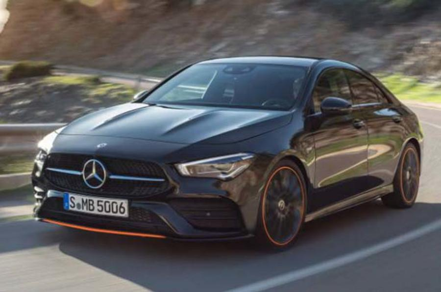 New 2019 Mercedes CLA images leaked ahead of reveal Autocar 900x596