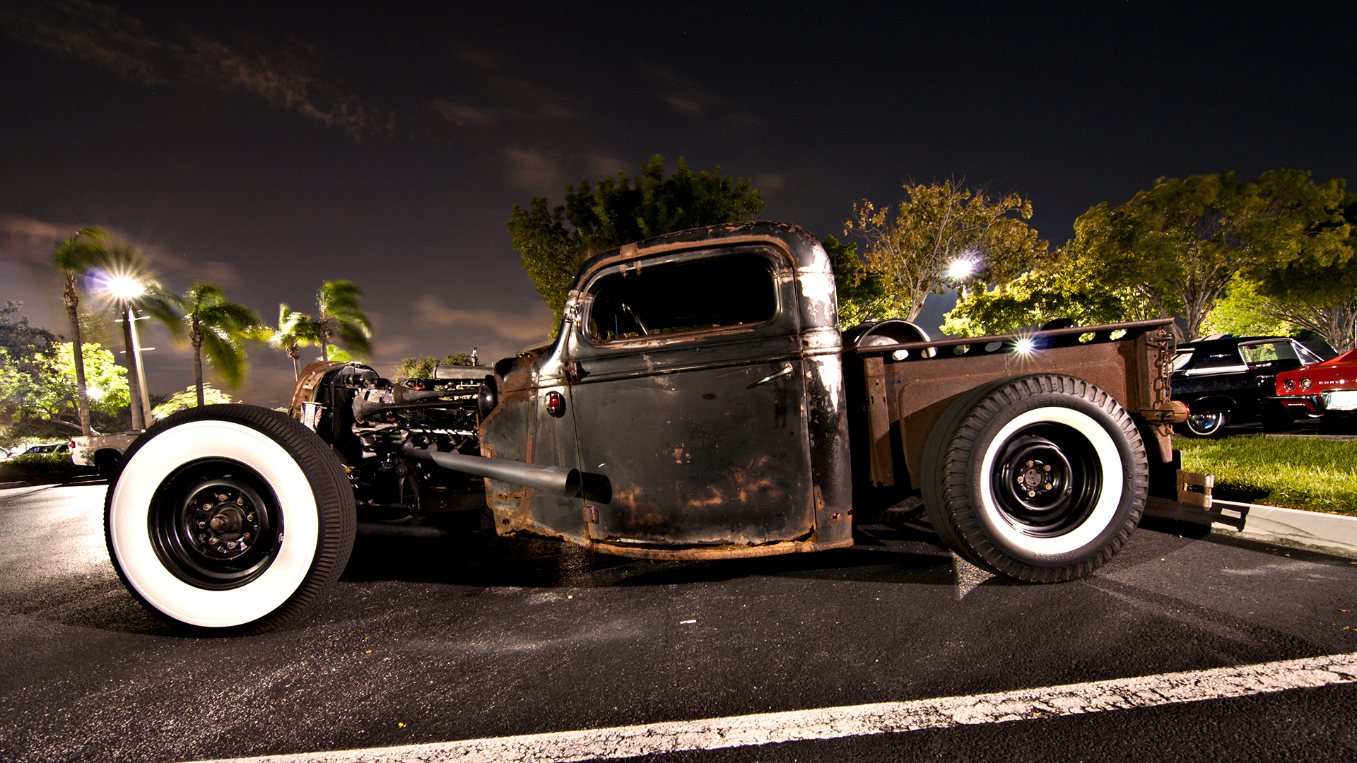 for many of these cars is Ford Model T Other interesting custom rods 1920x1080