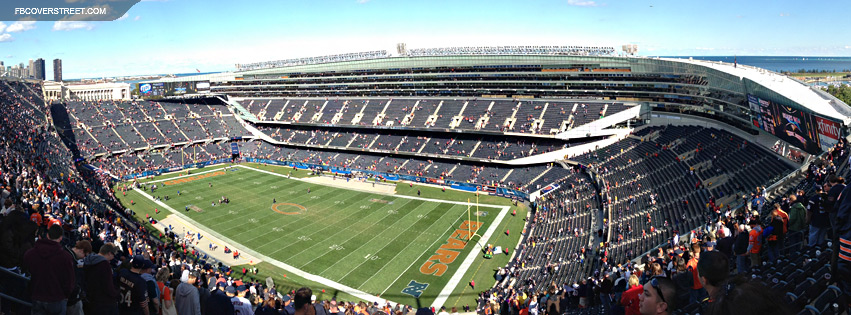 If you cant find a soldier field wallpaper youre looking for post a 851x315
