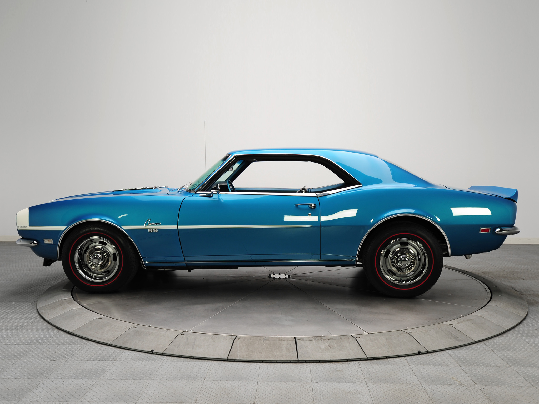 Chevrolet Wallpapers Chevrolet Camaro SS 396 1968 Wallpapers 2048x1536