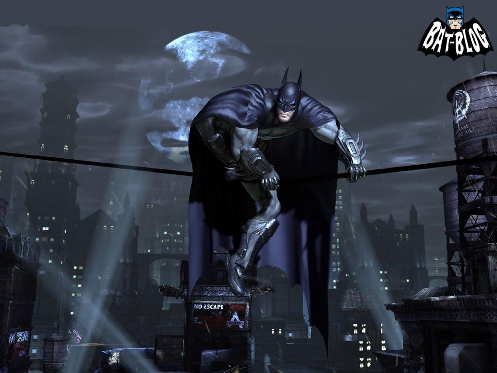BATMAN TOYS and COLLECTIBLES New BATMAN   ARKHAM CITY Wallpapers 1024x768