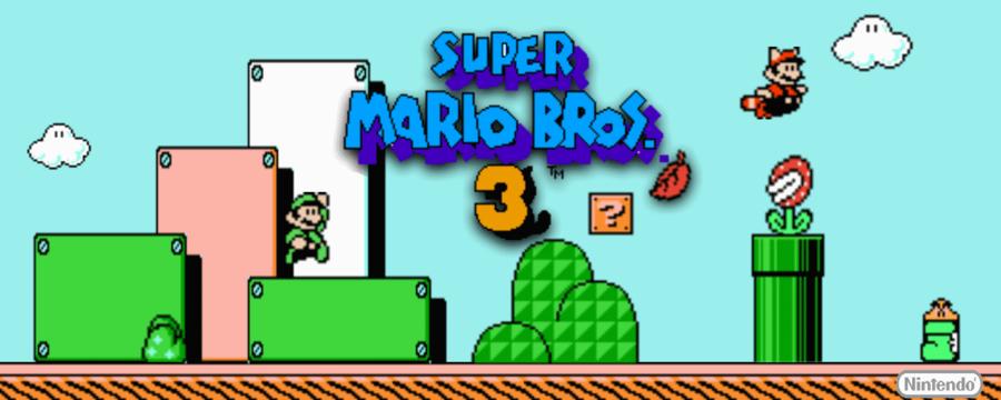 background super mario bros 3 wallpaper