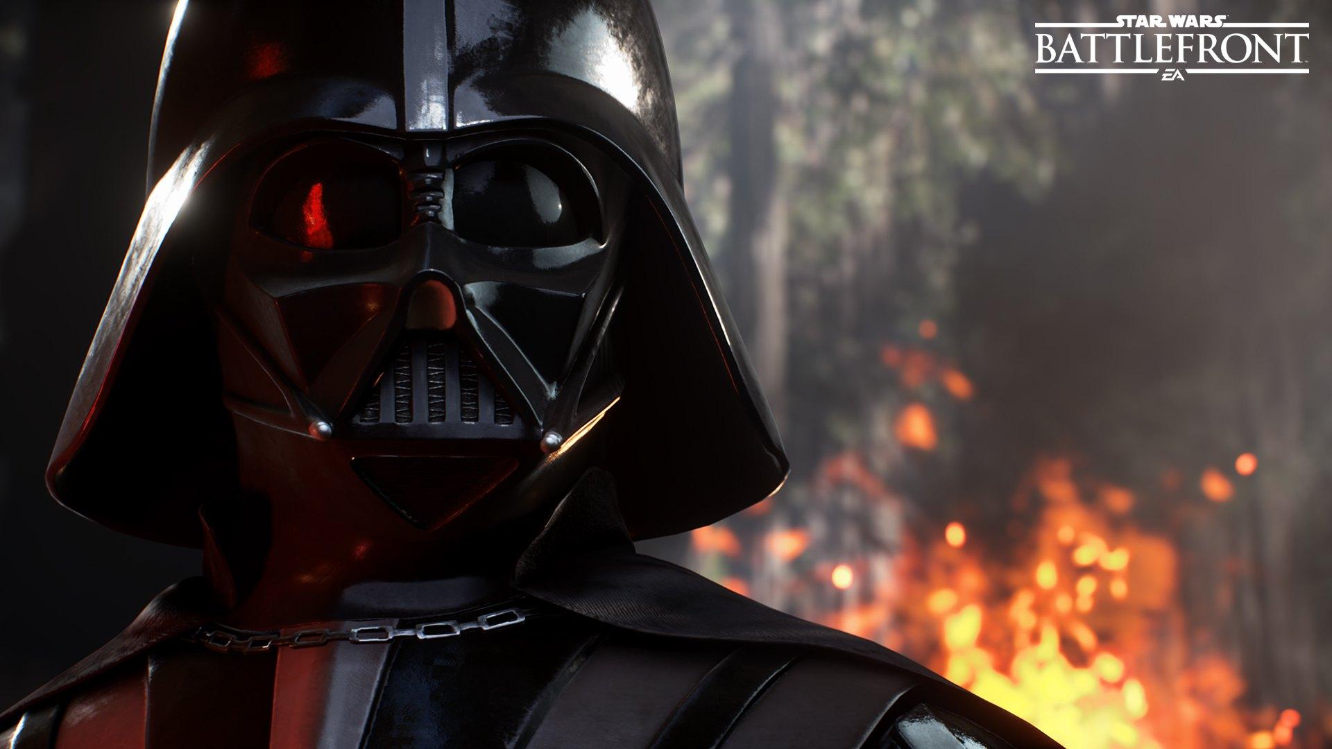 Star Wars Battlefront sera disponible le 17 novembre 2015 sur PC PS4 1920x1080