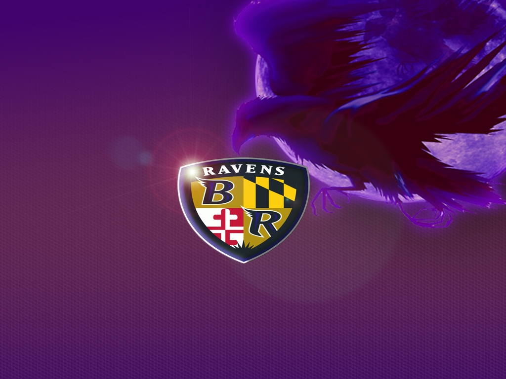 Background of the day Baltimore Ravens Baltimore Ravens wallpapers 1024x768