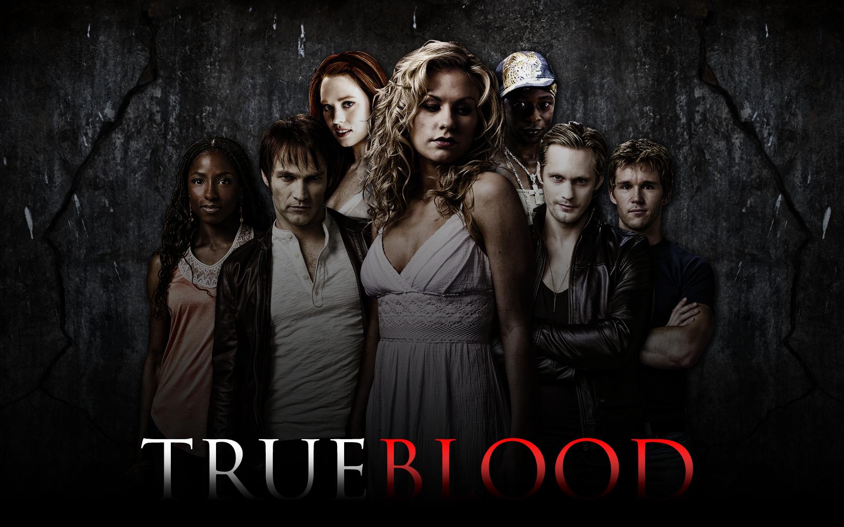 76 True Blood Backgrounds On Wallpapersafari