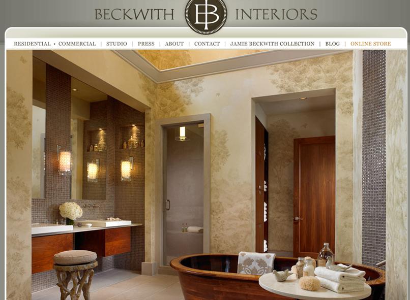 Beautiful bathroom wallpaper Bathroom Master Pinterest 806x591