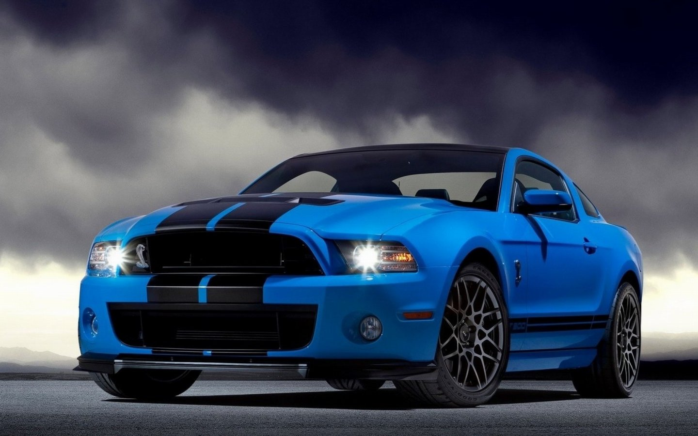 Ford Mustang Shelby GT500 2013 1440x900 WallpapersFord Mustang 1440x900