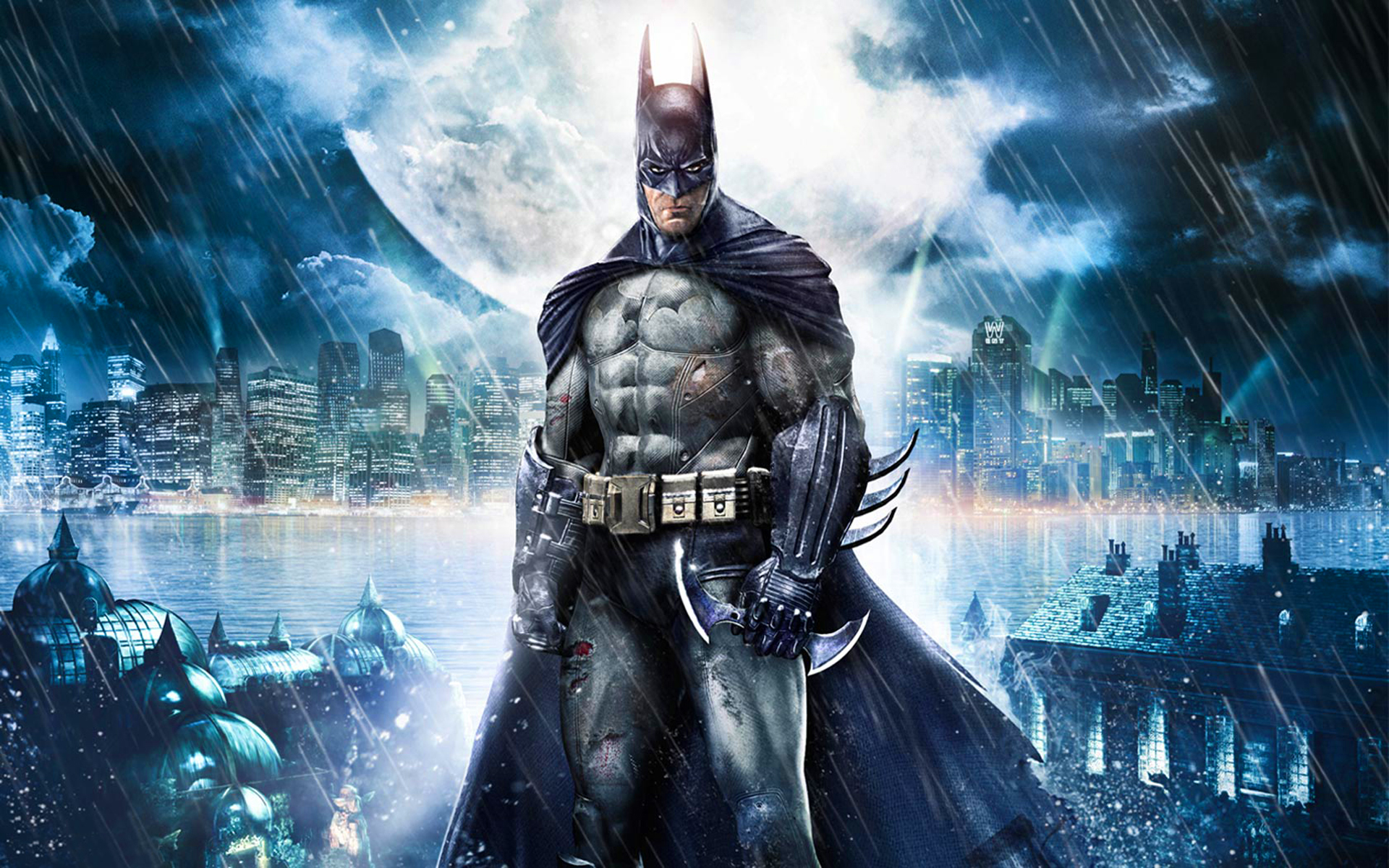 Batman Arkham City Batman Arkham Asylum 2011 1920x1200