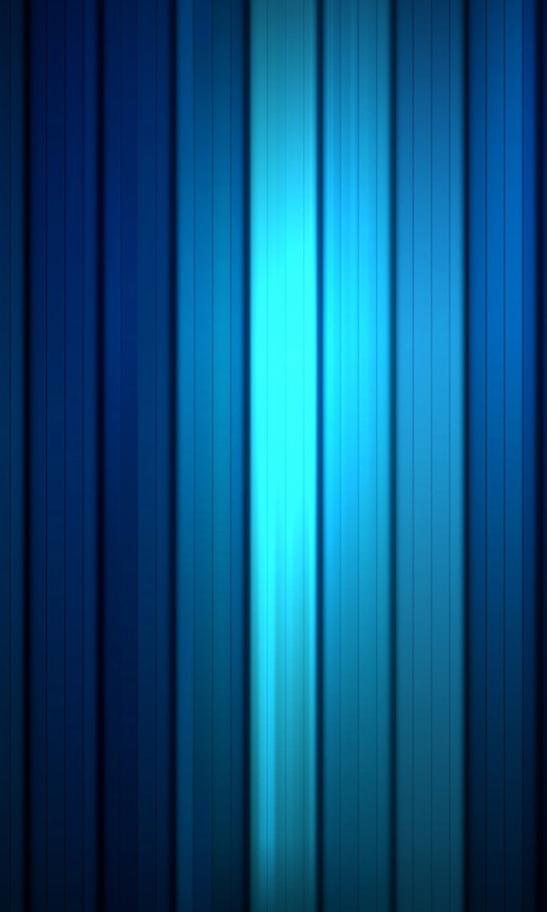 Vertical Blue Lines Wallpaper for Nokia Lumia 920 768x1280