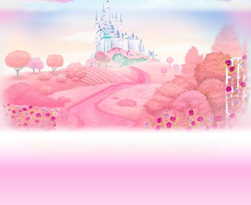 Disneycom Princess Castle Backgrounds   Disney Princesses 500x408