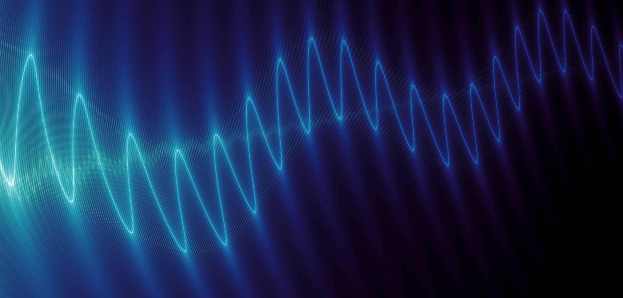 Electronic Music Wave Wallpaper   www.pixshark.com ...