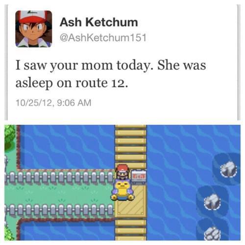 Pokemon Yo Mama Jokes Are Too Funnyjpg 500x500