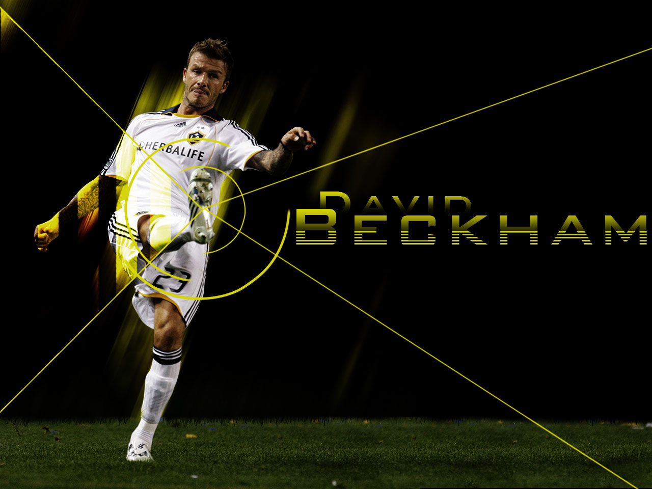Football Super Star Player David Beckham HD Wallpapers 2013 1280x960