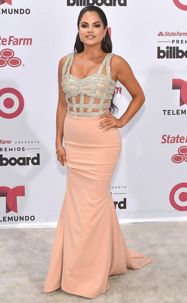 Natti Natasha from 2015 Billboard Latin Music Awards Arrivals in 634x1024