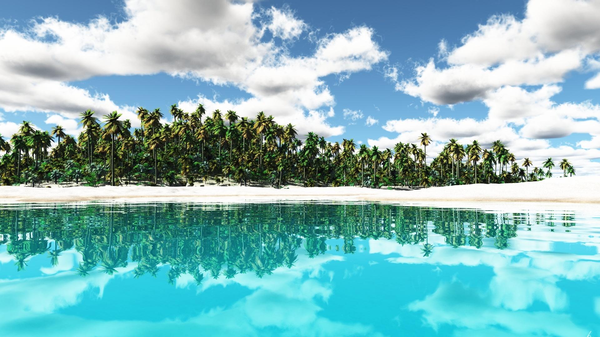 Tropical Island wallpaper   856662 1920x1080