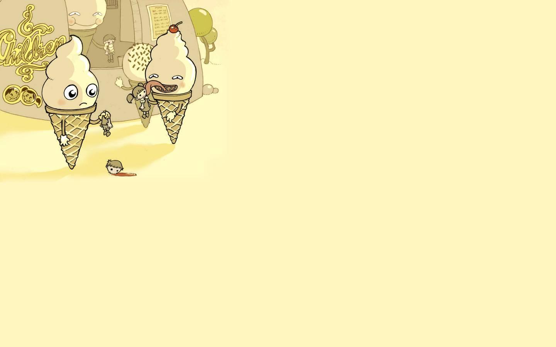 Ice cream Wallpaper Wallpaper of Ice creams eating humans 1440x900