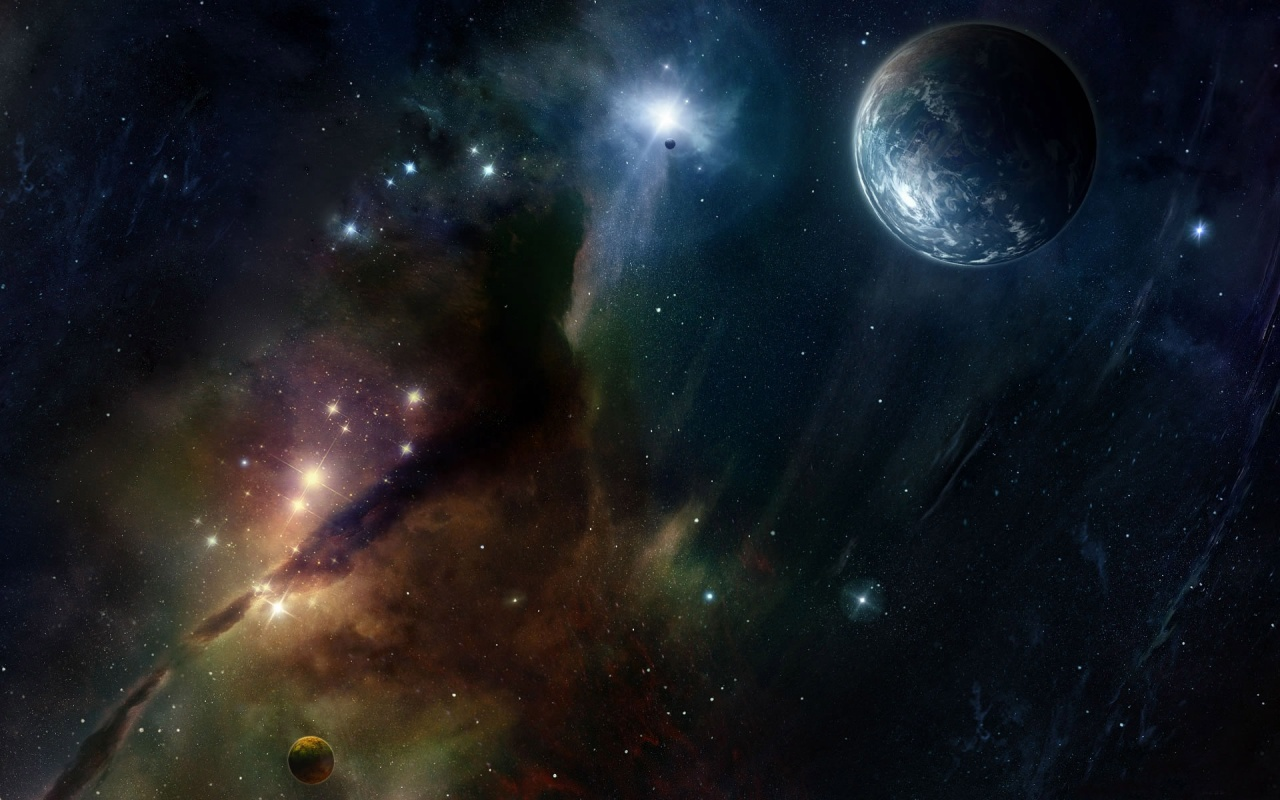 High Quality Space Galaxies Wallpaper - SA Wallpapers