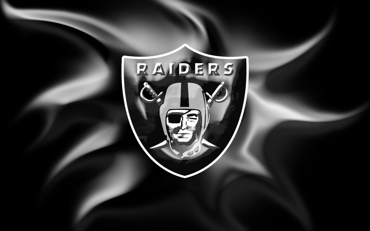 Oakland Raiders Logo Wallpapers 1440x900