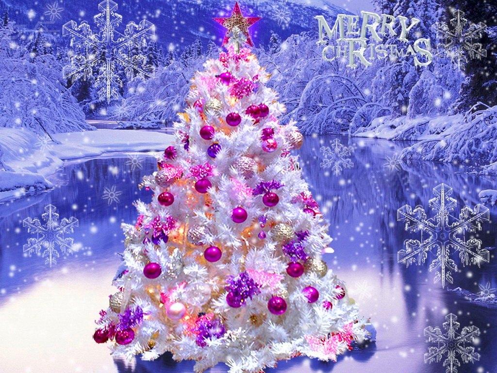Beautiful Christmas Desktop Wallpapers FD1D94K   Picseriocom 1024x768