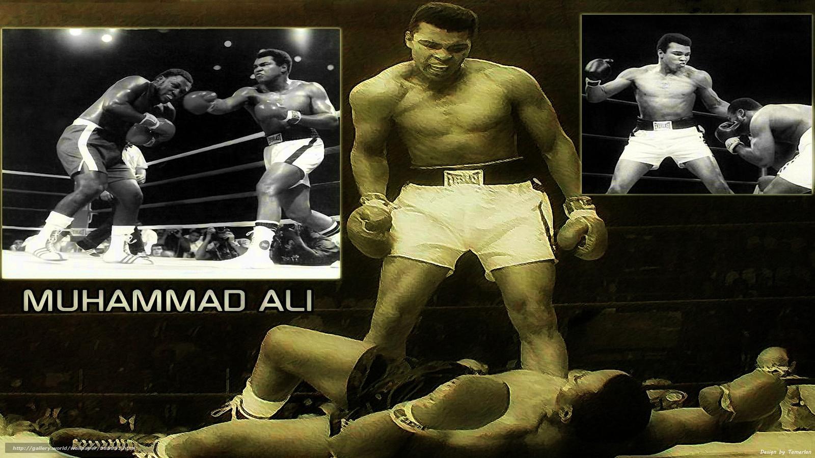 Muhammad Ali Wallpaper 1920x1080