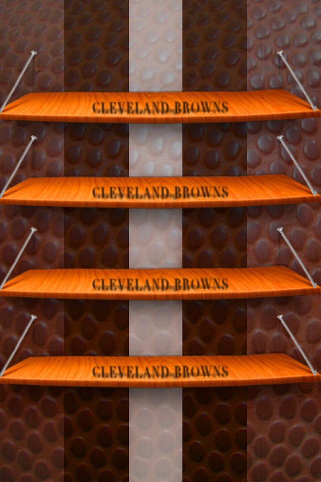 background Cleveland Browns from category sport wallpapers for iPhone 640x960