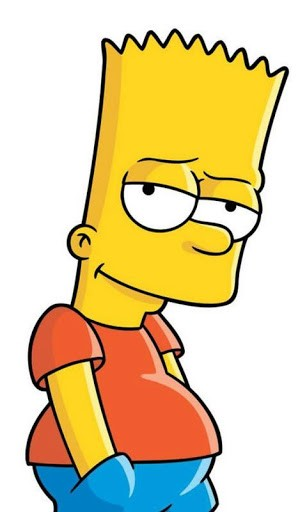 Download Bart Simpson Wallpapers for Android by viletiaial   Appszoom 307x512