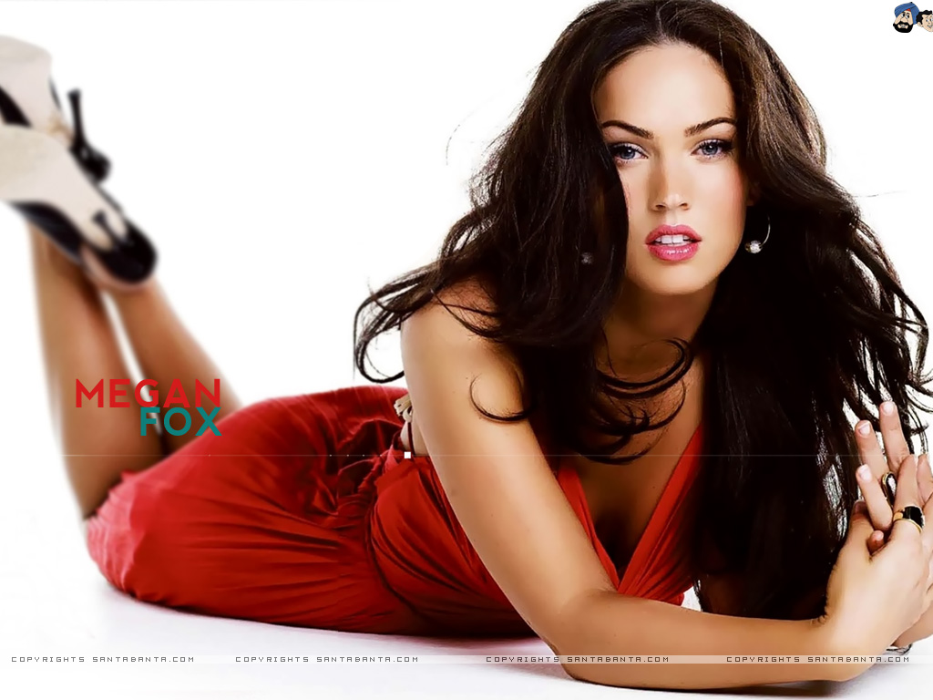 Megan Fox Wallpaper 40 1024x768