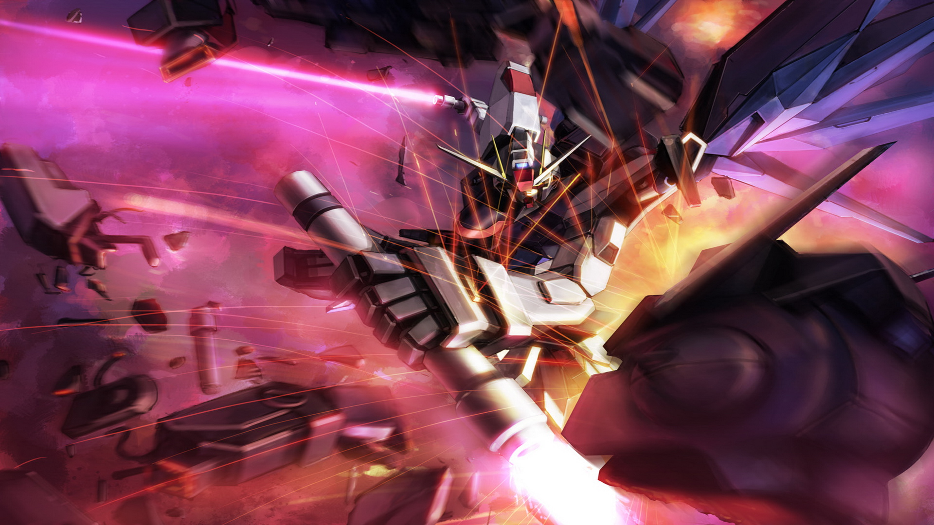 Wallpapers HD Desktop Wallpapers Gundam Wallpapers 52jpg 1920 x 1920x1080