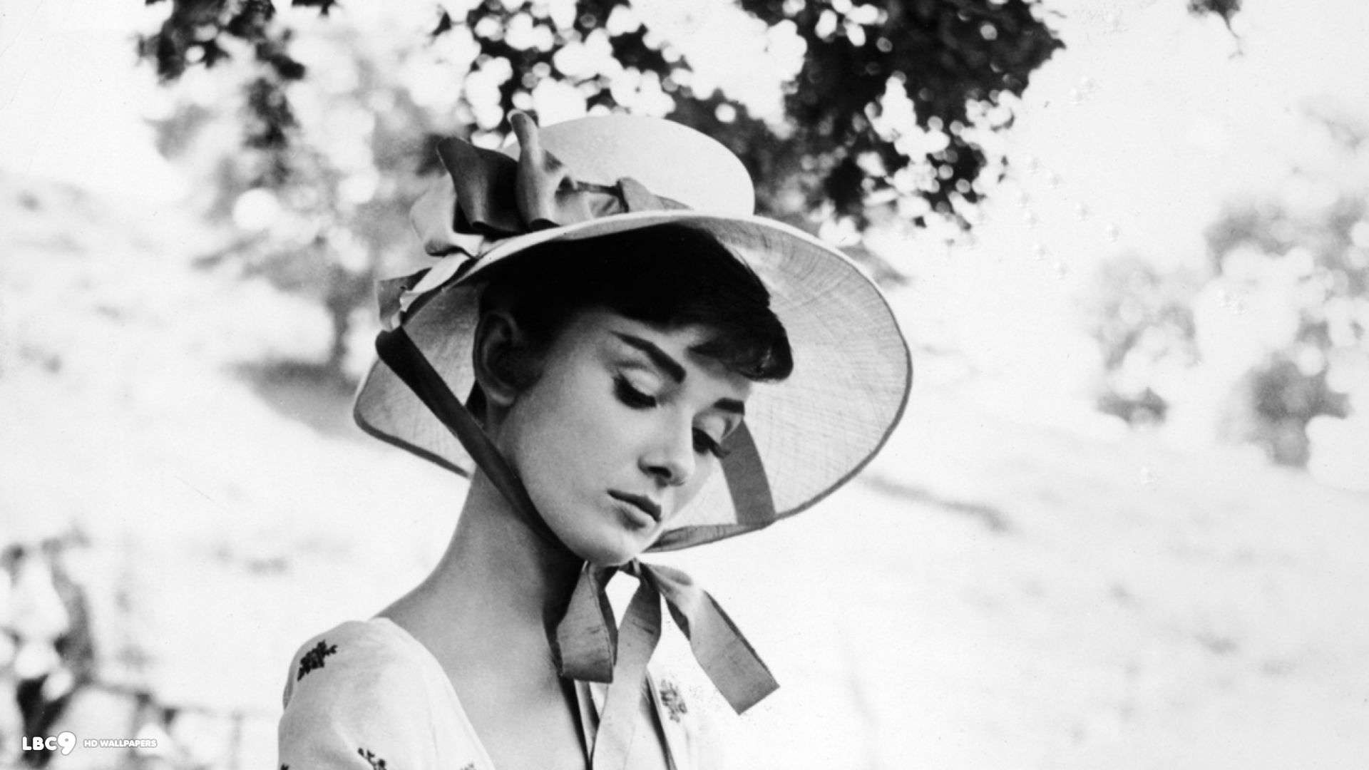 Favourite Film Stars Audrey Hepburn Sunset Boulevard 1920x1080