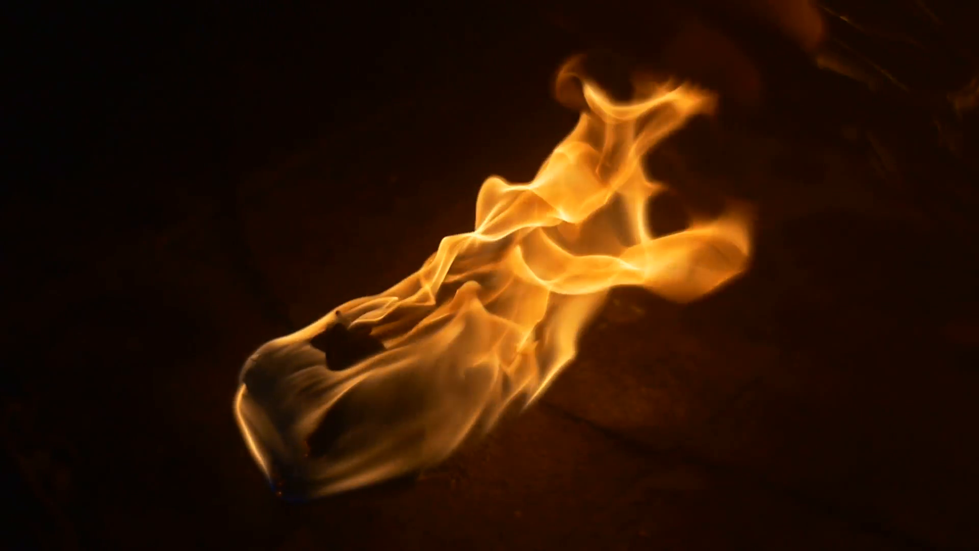 Fire Torch Is Burning Slow Motion Male H 101932   PNG Images   PNGio 1920x1080