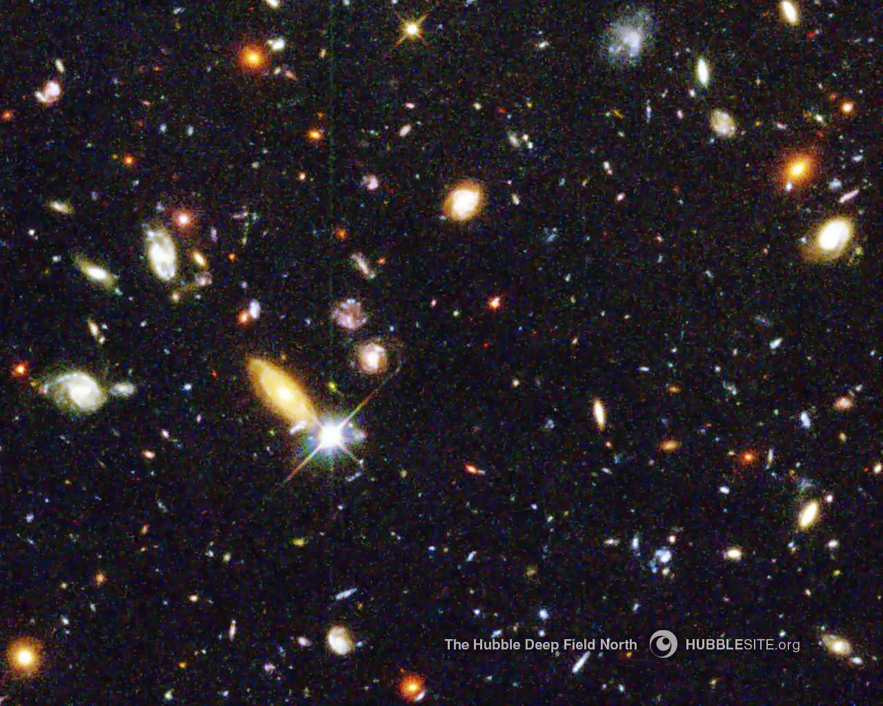 Download Hubble Deep Space Images in high resolution for High 1280x1024