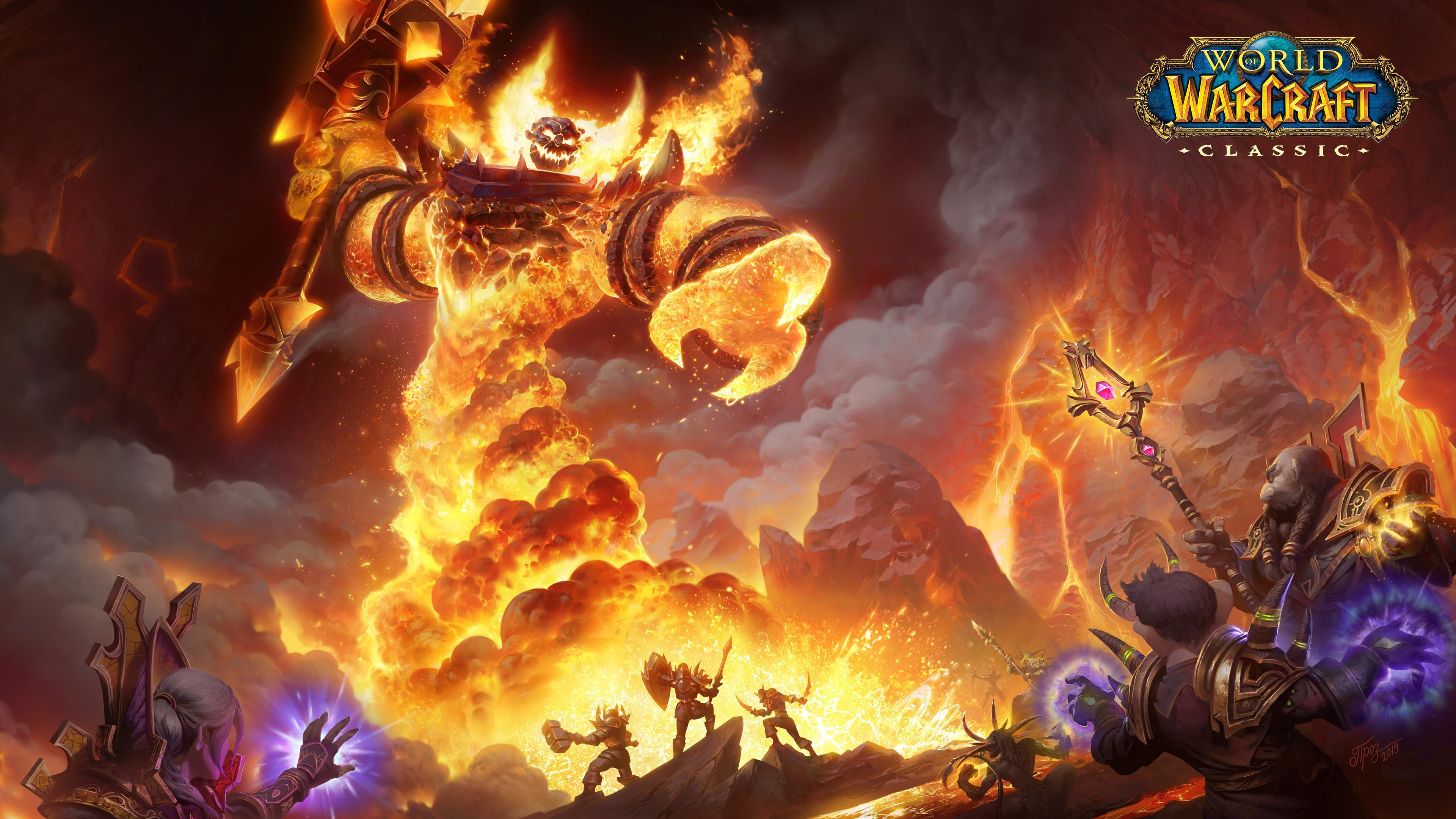 World of Warcraft Classic Wallpapers   Top World of Warcraft 3840x2160