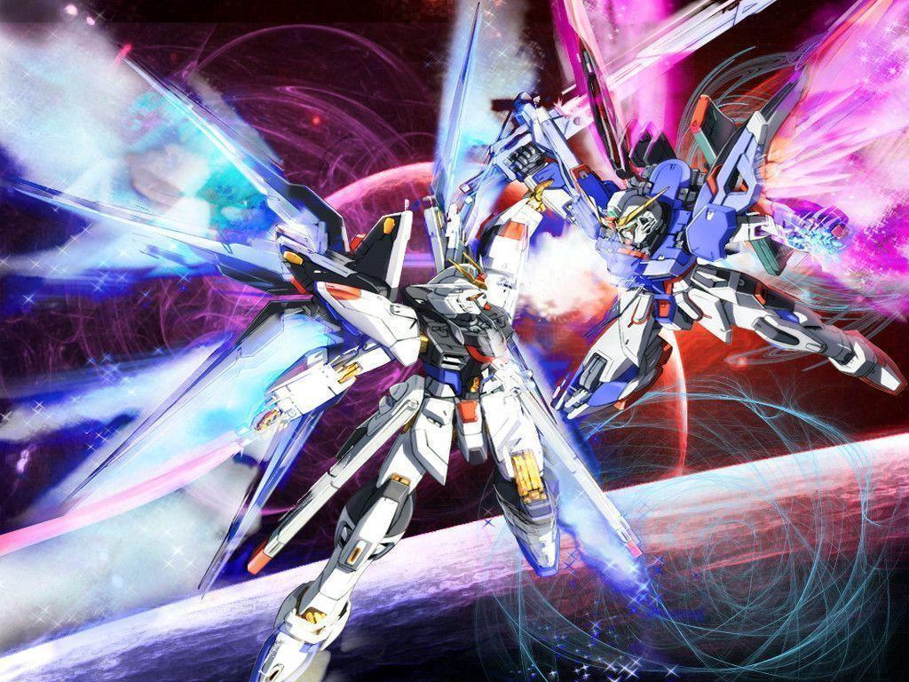 Mobile Fighter G Gundam Wallpapers 1024x768