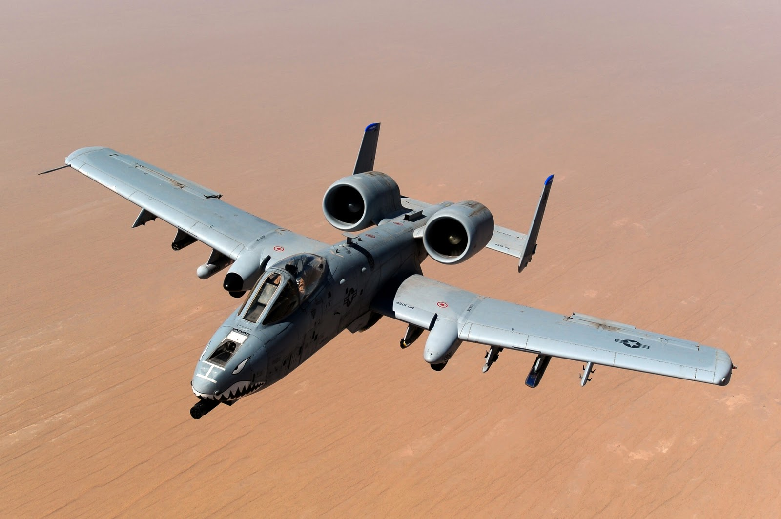 A10 Warthog from US Air Force Mid east Warfare Aircraft Wallpaper 2202 1600x1064