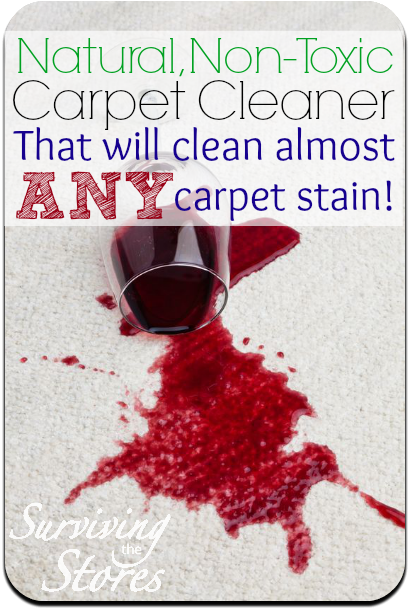Homemade Carpet Cleaner Green PC Android iPhone and iPad Wallpapers 410x610