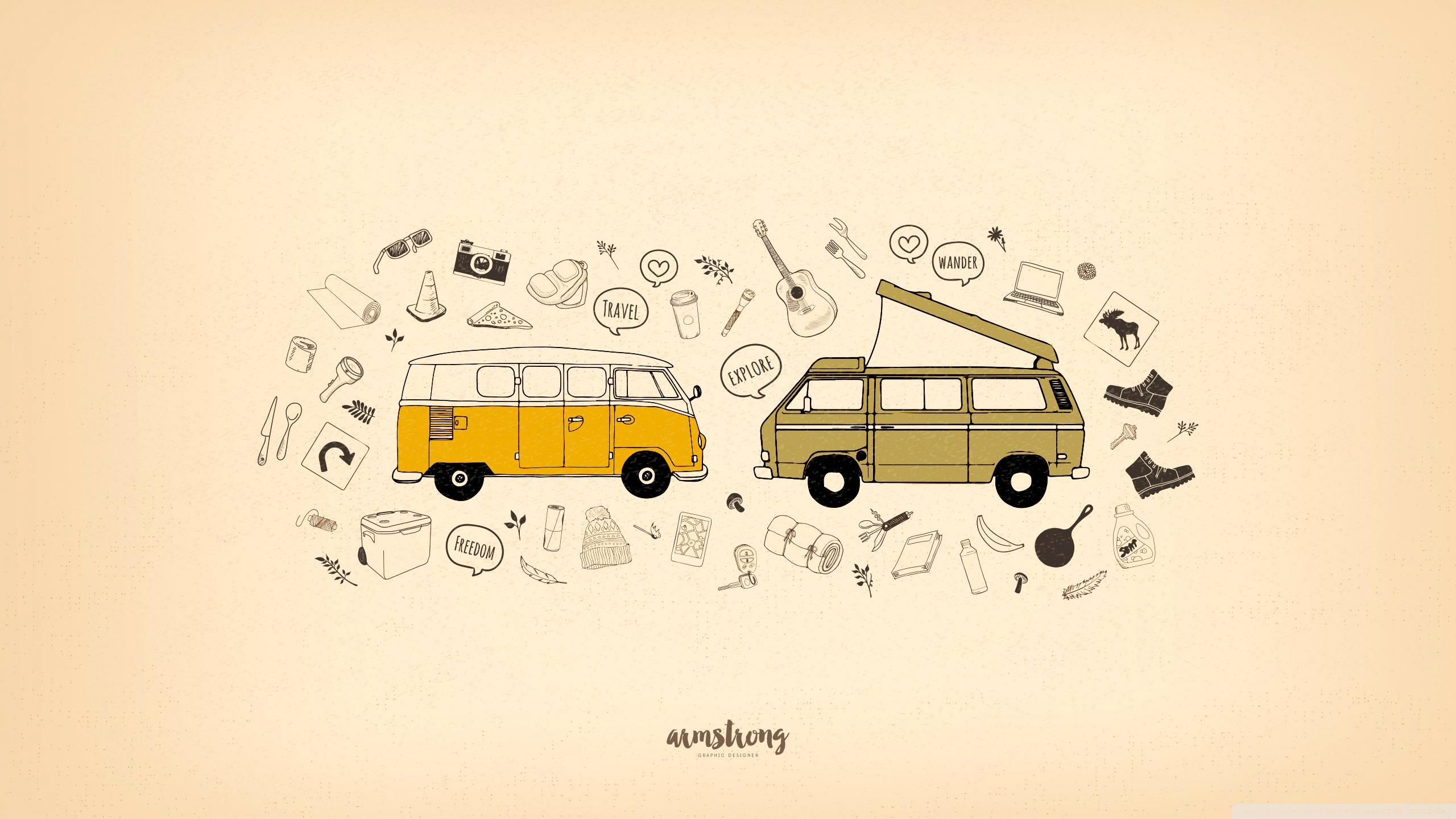 Van Life Wallpapers   Top Van Life Backgrounds   WallpaperAccess 2560x1440