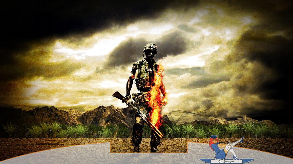 Battlefield 2 Bad Company Vietnam Wallpaper Desktop and mobile 1024x576