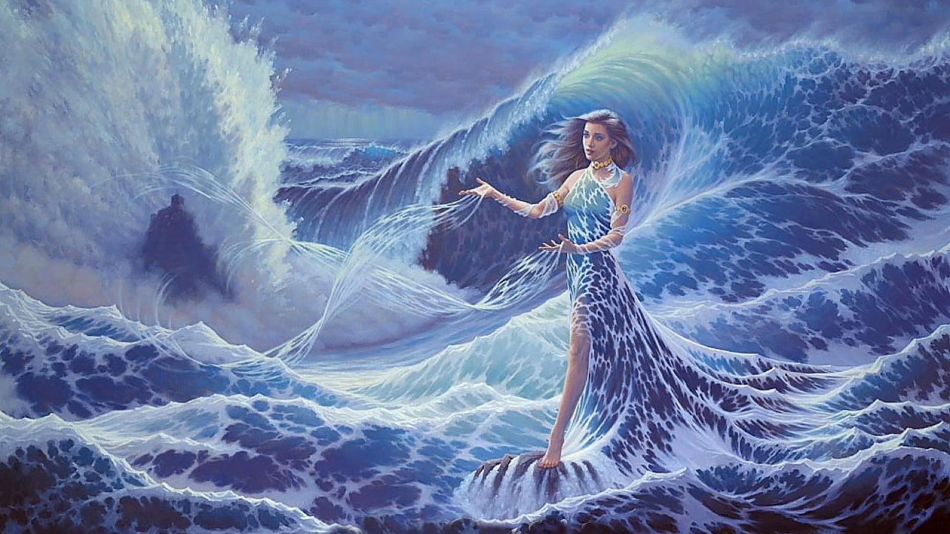 hd mermaid desktop wallpapers toptenpackcom