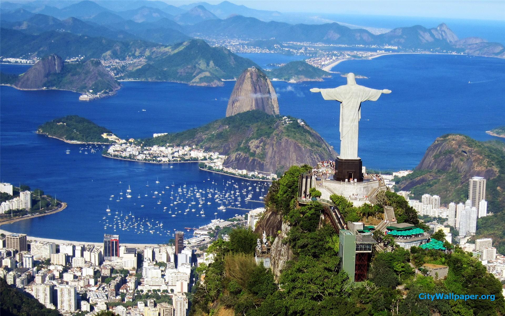 Jesus Rio De Janeiro Wallpaper