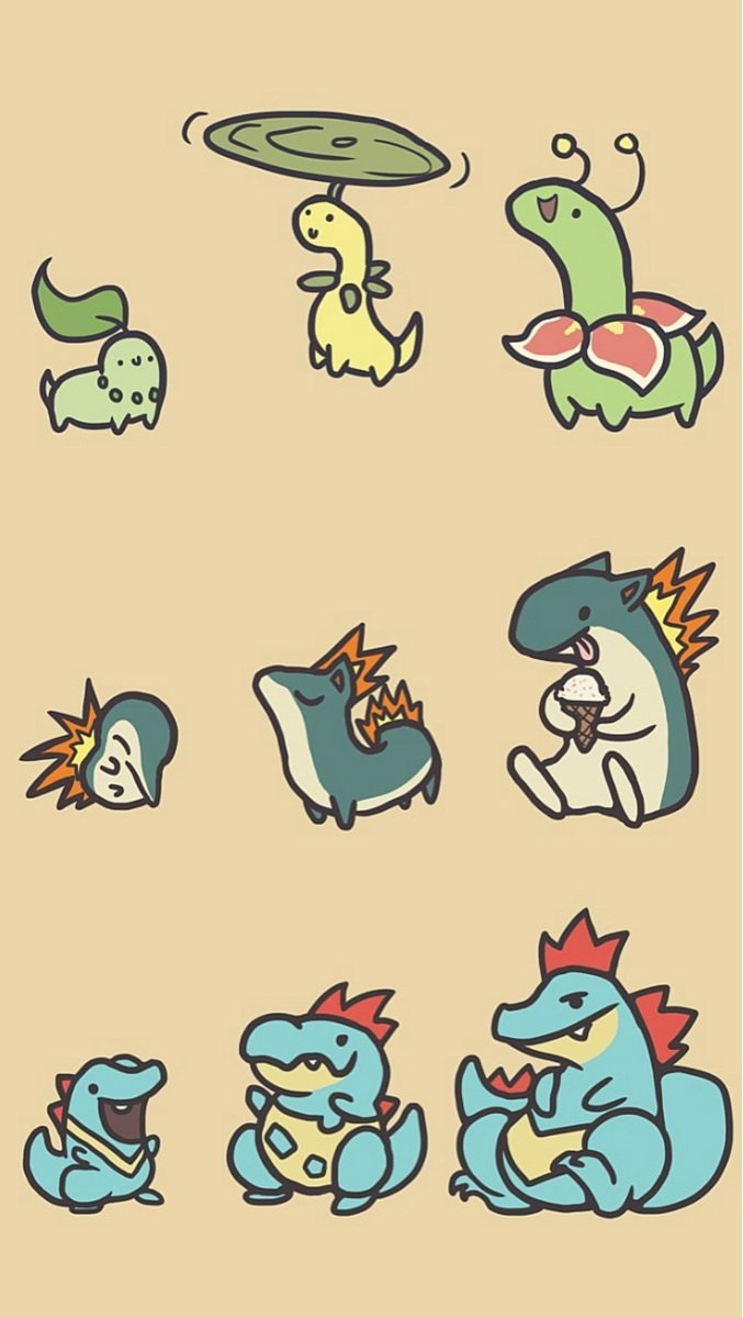 HD Pokemon iPhone Wallpapers - WallpaperSafari