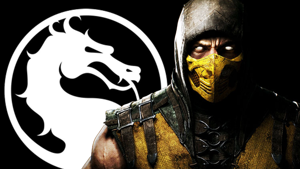 Mortal Kombat X   Scorpion Wallpaper 1366 x 768 by ProjectNine on 1024x576