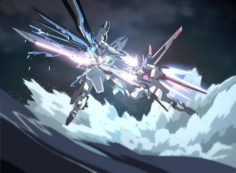freedom gundam seed destiny 3087x2264 wallpaper Anime Gundam Seed 800x586