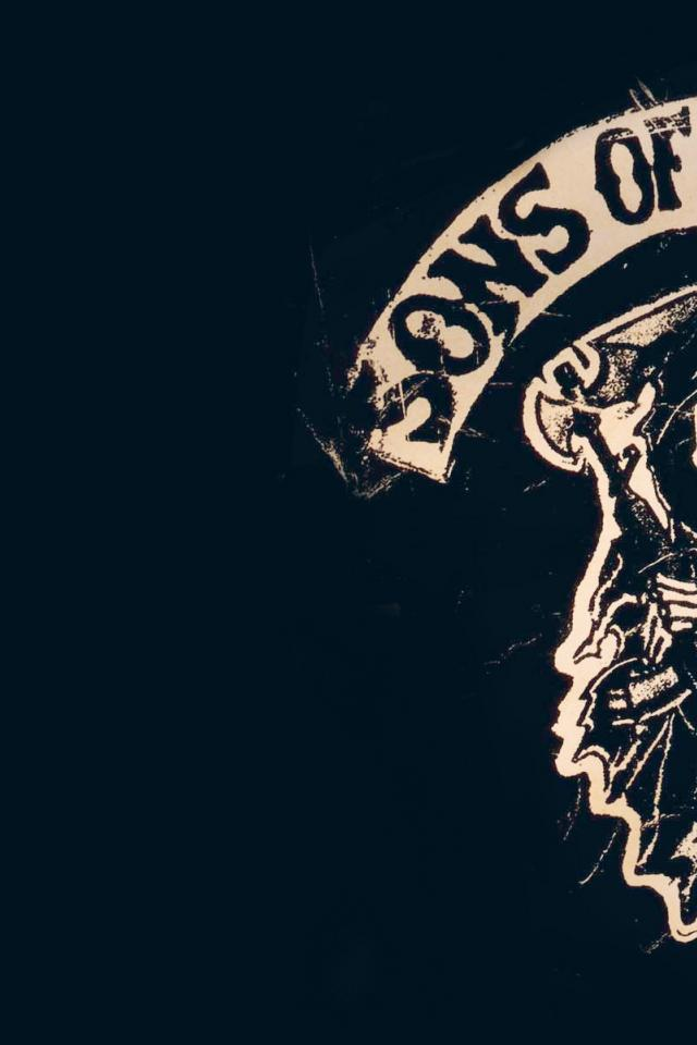 sons of anarchy phone wallpaper wallpapersafari