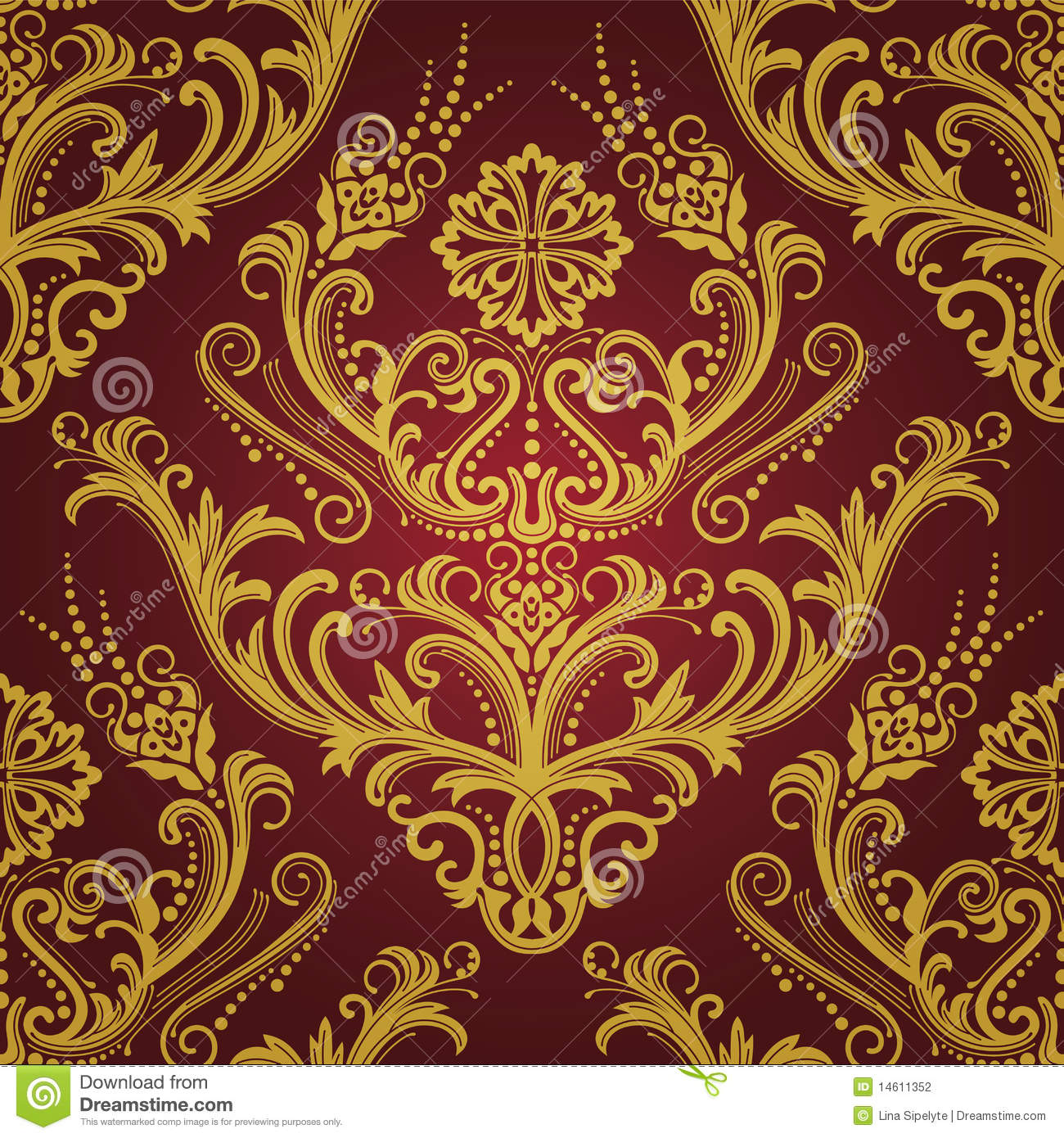 gold and red wallpaper wallpapersafari. Black Bedroom Furniture Sets. Home Design Ideas