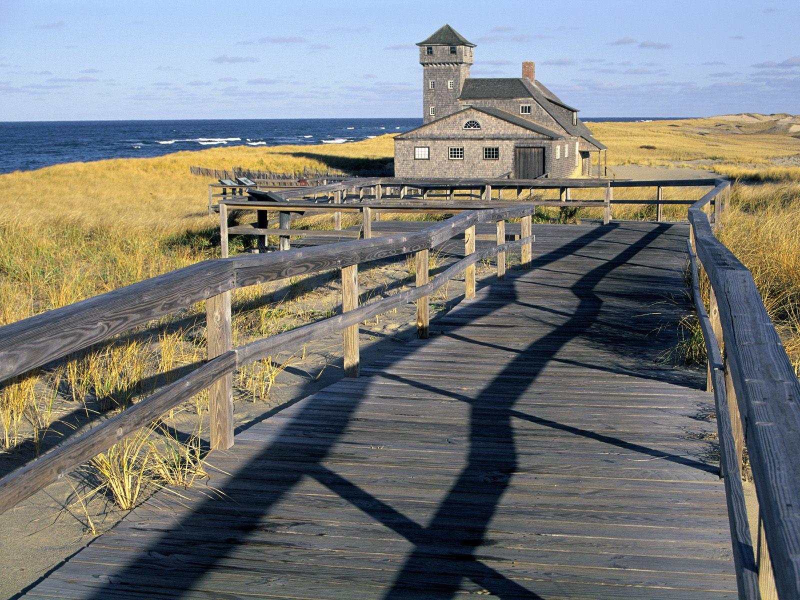 Download Background   Cape Cod National Seashore Massachusetts 1600x1200
