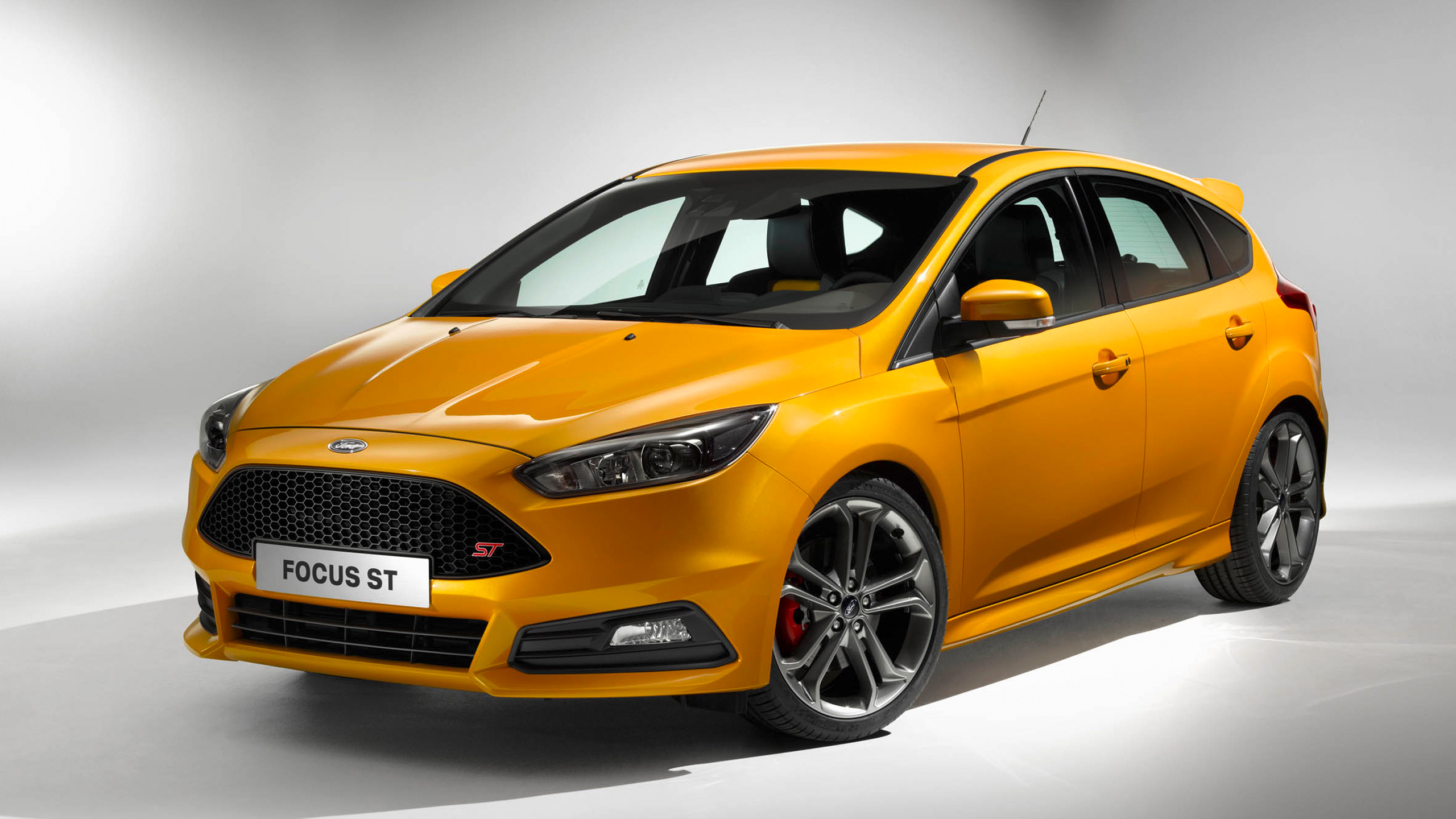 2015 Ford Focus ST Wallpaper HD Car Wallpapers 2560x1440