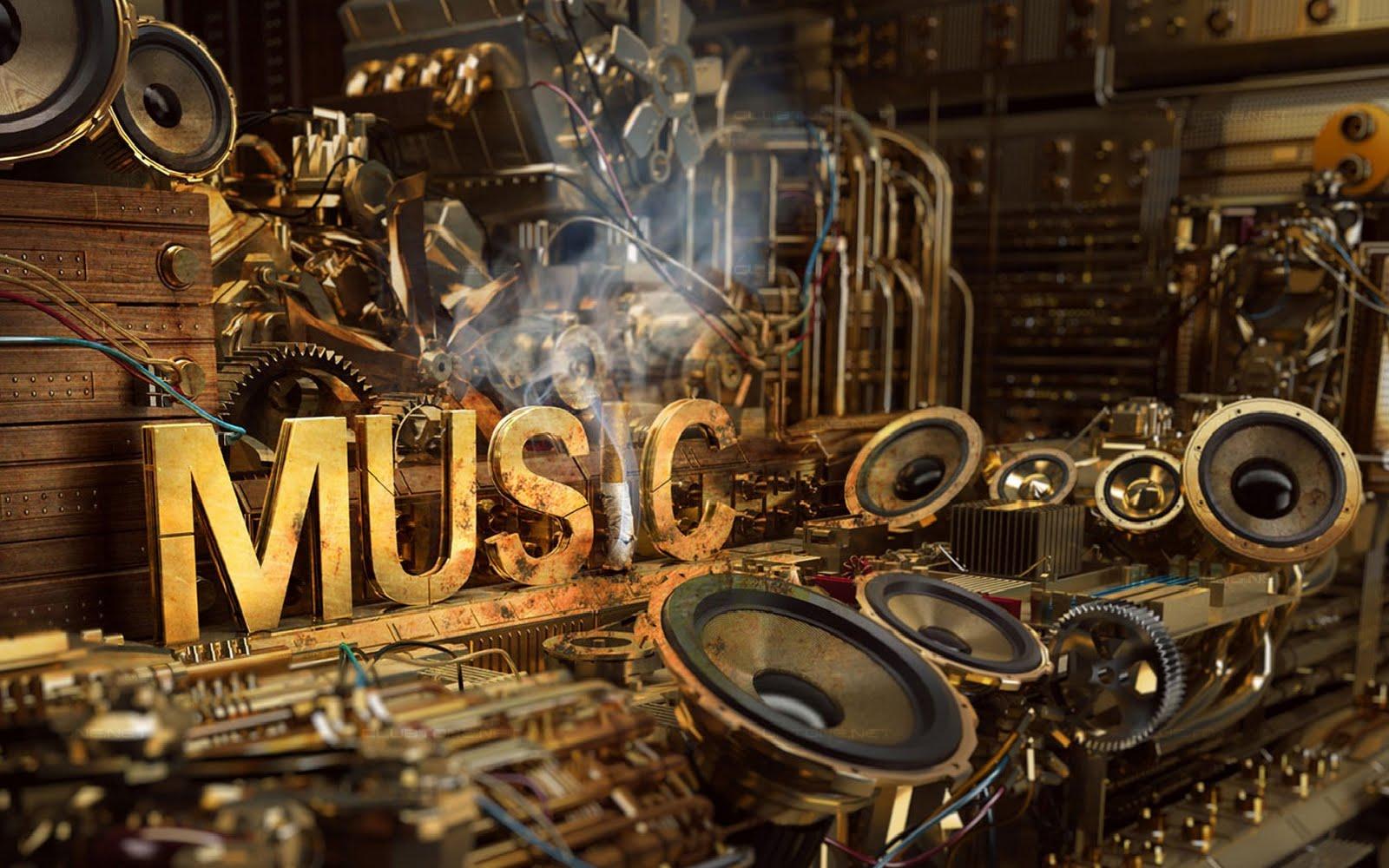 Music Wallpaper 1600x1000