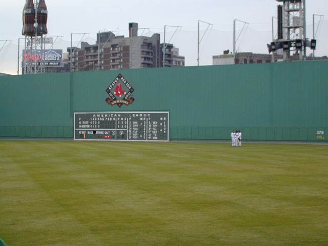 Green Monster Fenway Park Wallpaper Wallpapersafari