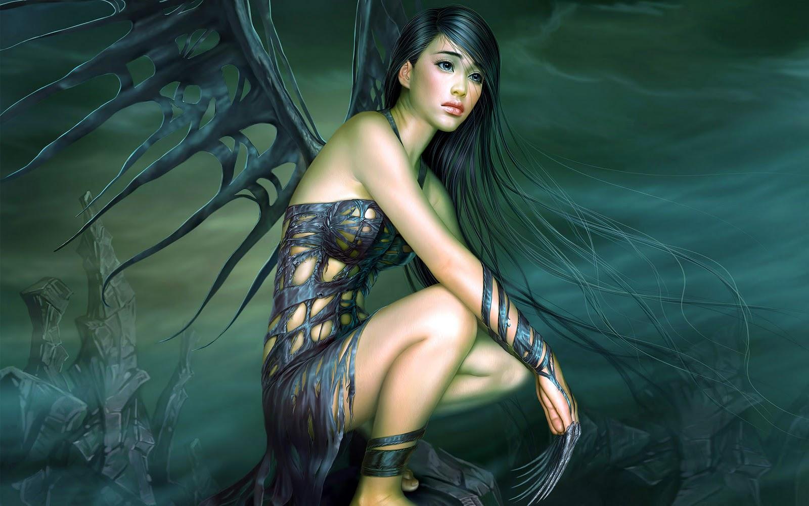 Best desktop pictures angel wallpapers hd angel wallpaper image 15jpg 1600x1000